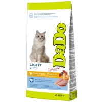 Croquettes chat Dado Adult Light Poulet