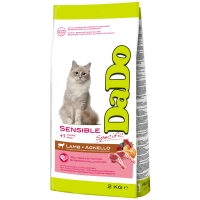 Croquettes chat Dado Adult Sensible Agneau