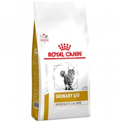 Royal Canin Veterinary Diet Chat Urinary S/O Moderate Calorie UMC 34