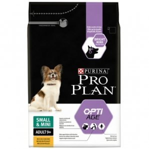 PRO PLAN Small & Mini Adult 9+ OptiAge