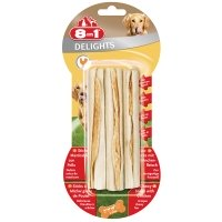 8in1 Delights Sticks à mâcher au poulet