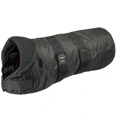 Manteau pour chien OURS BLANC noir