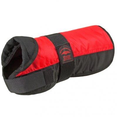 Manteau pour chien OURS BLANC rouge