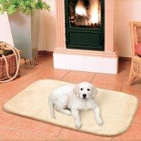 Couverture pour chien MEDIFLEECE beige