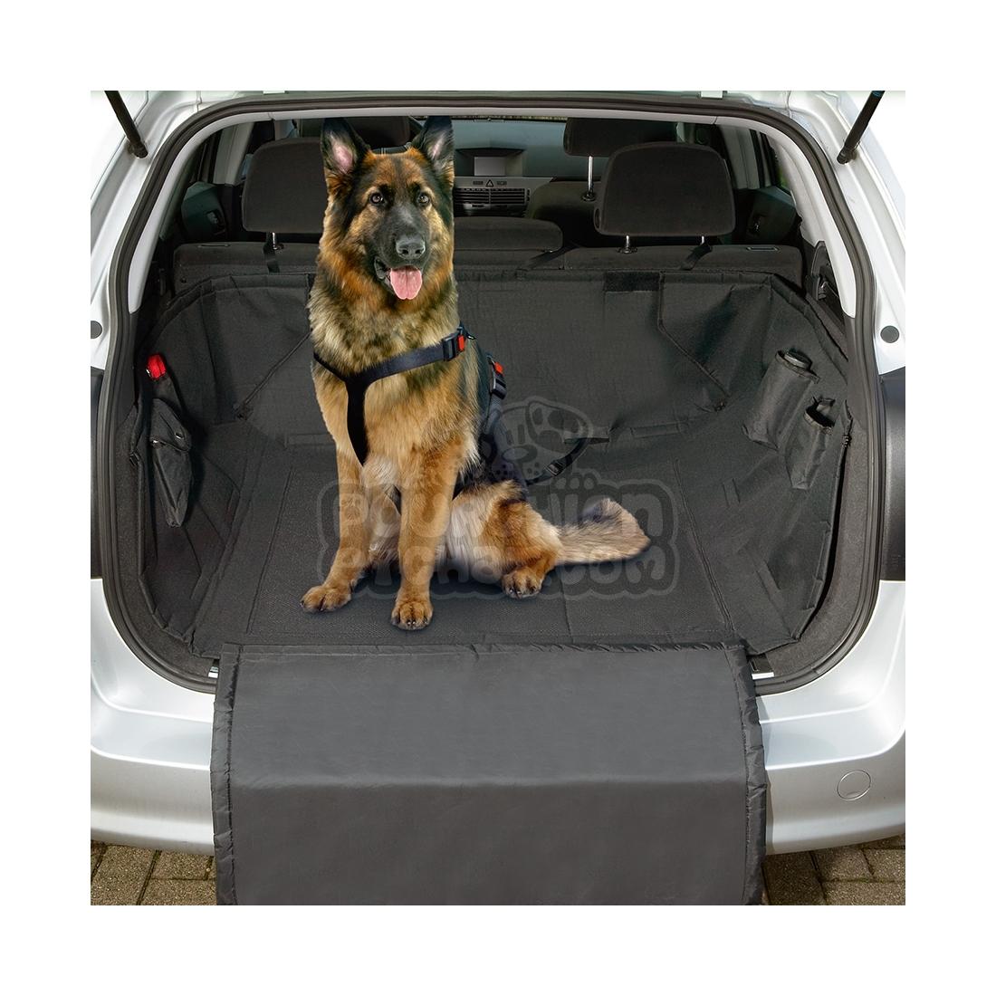 couverture de protection pour coffre de voiture care safe deluxe. Black Bedroom Furniture Sets. Home Design Ideas