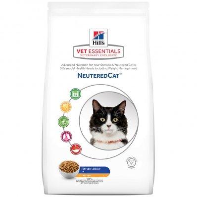 Hill's VetEssentials Feline NeuteredCat Mature Adult