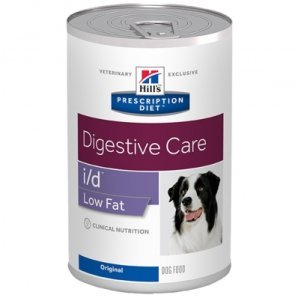 Boîtes Hill's Prescription Diet Canine i/d Low Fat