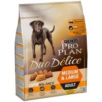 PRO PLAN Duo Délice Medium & Large Adult Poulet et Riz