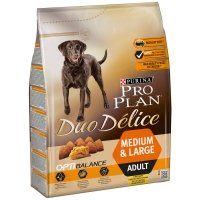 PRO PLAN Duo Délice Medium & Large Adult Poulet et Riz