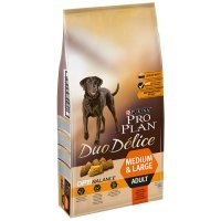 PRO PLAN Duo Délice Medium & Large Adult Boeuf et Riz