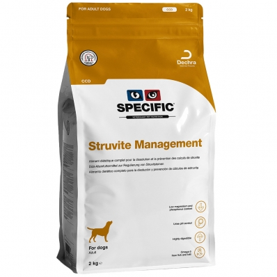 Croquettes chien SPECIFIC CCD Struvite Management