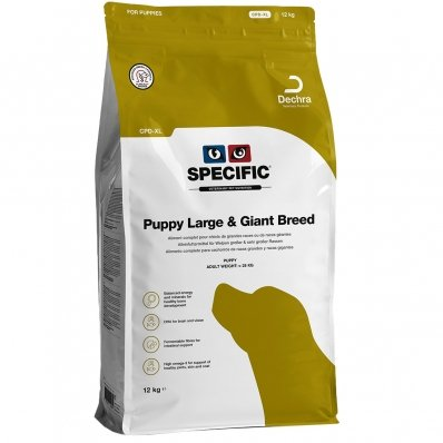 Croquettes chien SPECIFIC CPD-XL Puppy Large & Giant Breed