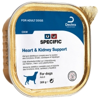 Barquettes chien SPECIFIC CKW Heart & Kidney Support
