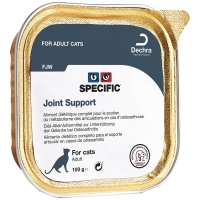 Barquettes chat SPECIFIC FJW Joint Support