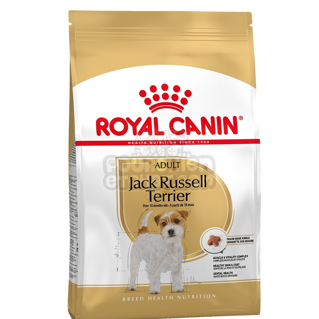 Royal Canin Mini Breed Jack Russel Adult - pourchienetchat.com