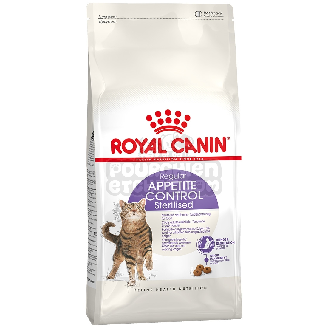 royal canin sterilised appetite control. Black Bedroom Furniture Sets. Home Design Ideas