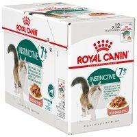 Sachets repas Royal Canin Instinctive +7