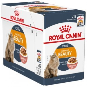 Sachets repas Royal Canin Intense Beauty