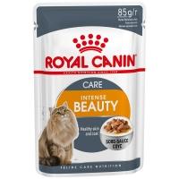 Sachets repas Royal Canin Intense Beauty