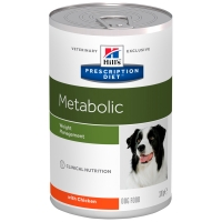 Boîtes Hill's Prescription Diet Canine Metabolic