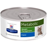Boîtes Hill's Prescription Diet Feline Metabolic