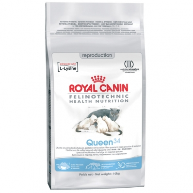 Royal Canin Queen 34