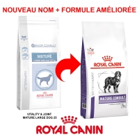 Royal Canin Vet Care Nutrition Vitality & Joint Mature Large Dog 25