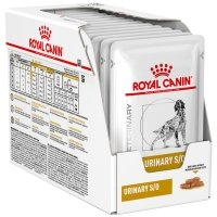 Sachets Repas Royal Canin Veterinary Diet Chien Urinary S/O