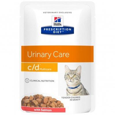 Sachets Repas Hill's Prescription Diet Feline c/d