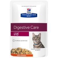 Sachets Repas Hill's Prescription Diet Feline i/d