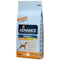 Croquettes chien ADVANCE Medium Adult