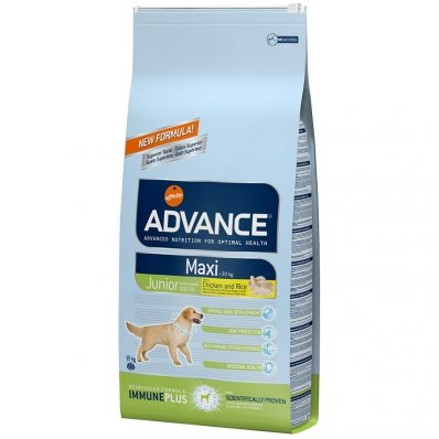 Croquettes chien ADVANCE Maxi Junior