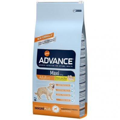 Croquettes chien ADVANCE Maxi Adult