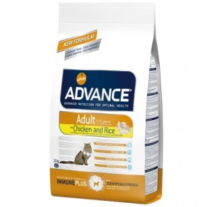 Croquettes chat ADVANCE Adult Chicken