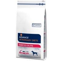 Croquettes chien ADVANCE VETERINARY DIETS Diabetes Colitis