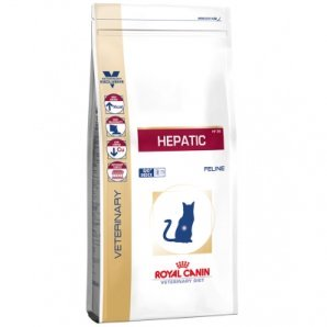 Royal Canin Veterinary Diet Chat Hepatic HF 26