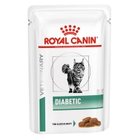 Sachets Repas Royal Canin Veterinary Diet Chat Diabetic