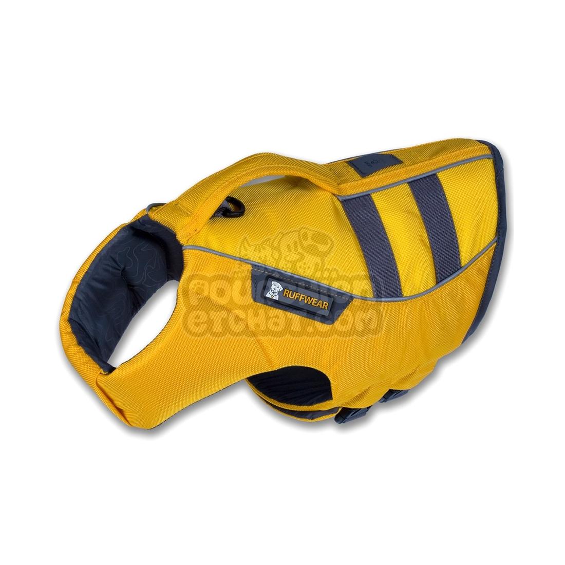 gilet de sauvetage pour chien ruffwear k 9 float coat jaune. Black Bedroom Furniture Sets. Home Design Ideas