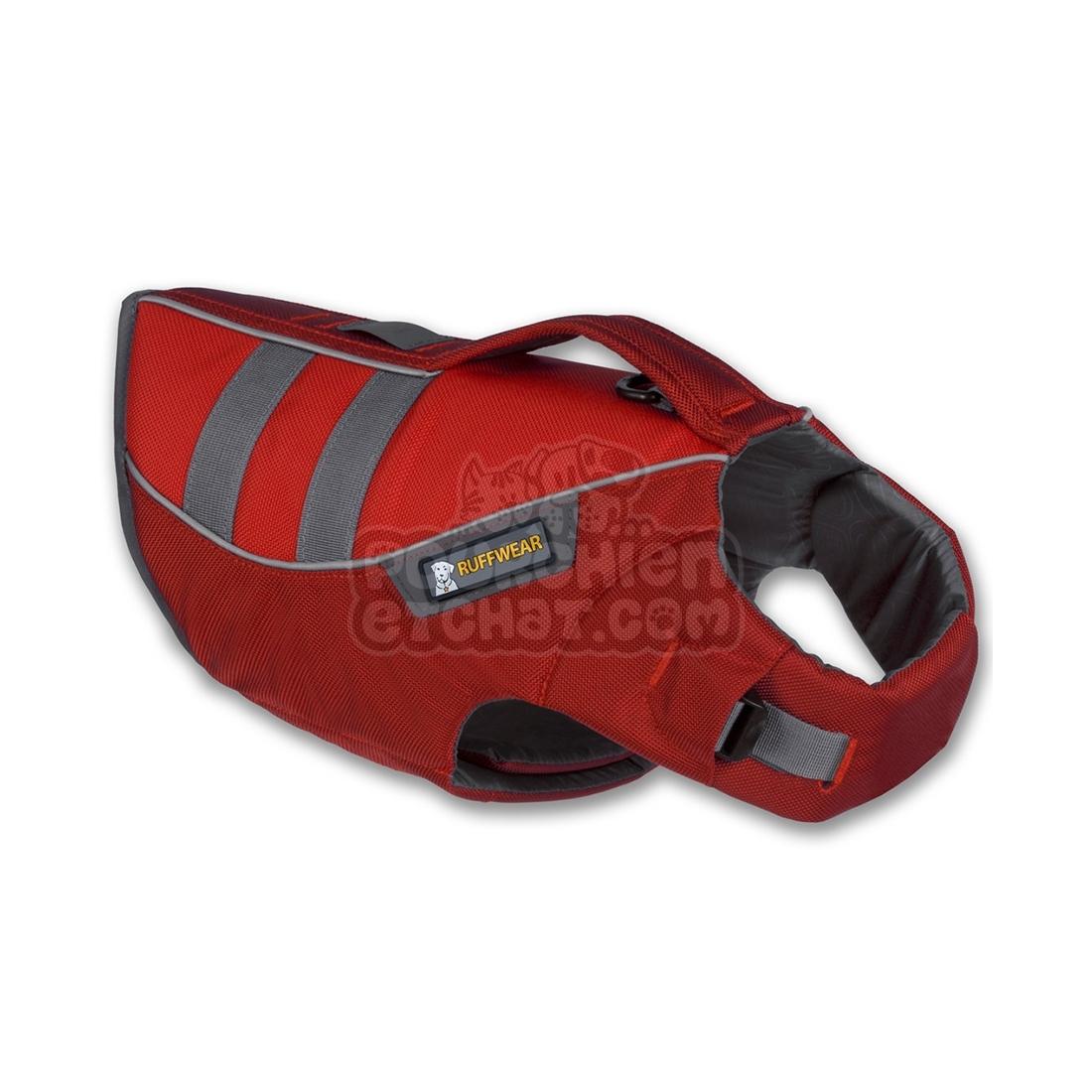 gilet de sauvetage pour chien ruffwear k 9 float coat rouge. Black Bedroom Furniture Sets. Home Design Ideas