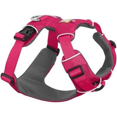 Harnais pour chien Ruffwear Front Range rose