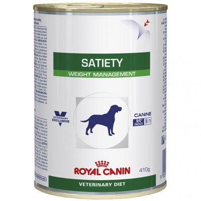 Boîtes Royal Canin Veterinary Diet Chien Satiety Weight Management