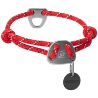 Collier pour chien Ruffwear Knot-a-Collar rouge
