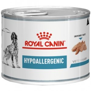 Boîtes Royal Canin Veterinary Diet Chien Hypoallergenic