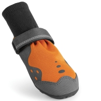 Lot de 4 bottines pour chien Ruffwear Summit Trex orange