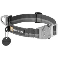 Collier pour chien Ruffwear Top Rope gris