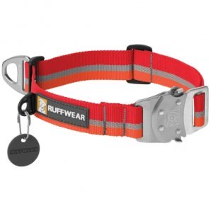 Collier pour chien Ruffwear Top Rope rouge