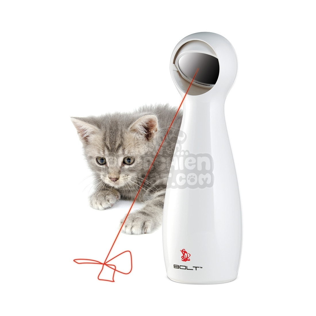 jouet pour chat laser frolicat bolt. Black Bedroom Furniture Sets. Home Design Ideas