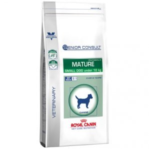 Royal Canin Vet Care Nutrition Vitality & Dental Mature Small Dog 25