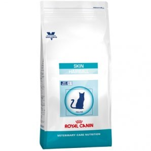 Royal Canin Chat Veterinary Care Nutrition Skin Hairball