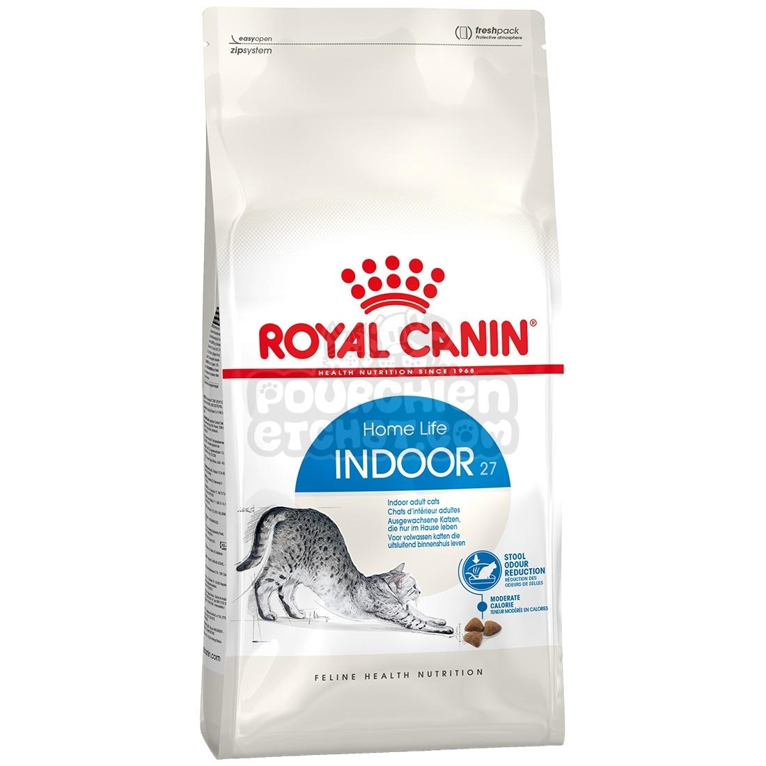 royal canin indoor 27 adult. Black Bedroom Furniture Sets. Home Design Ideas